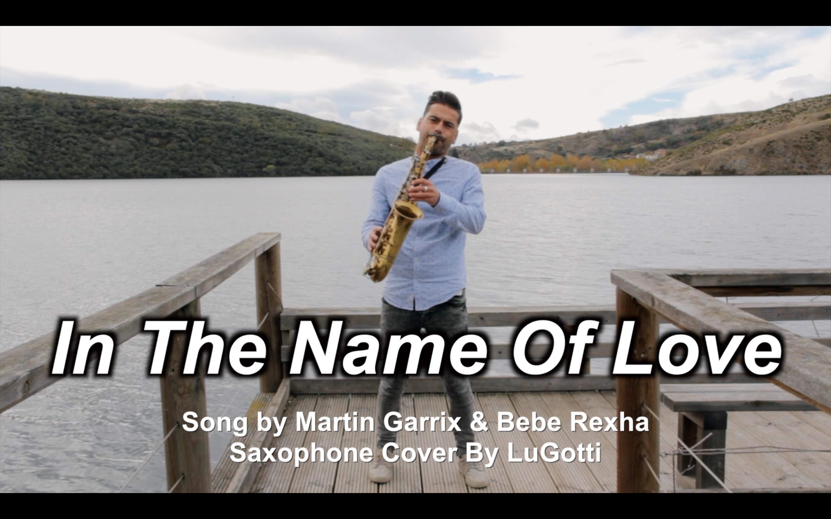 Turn up the volume and enjoy!  New cover of Martin Garrix & Bebe Rexha´s song «In The Name Of Love» Music arrangement and production in this cover by LuGotti Share if you like it!