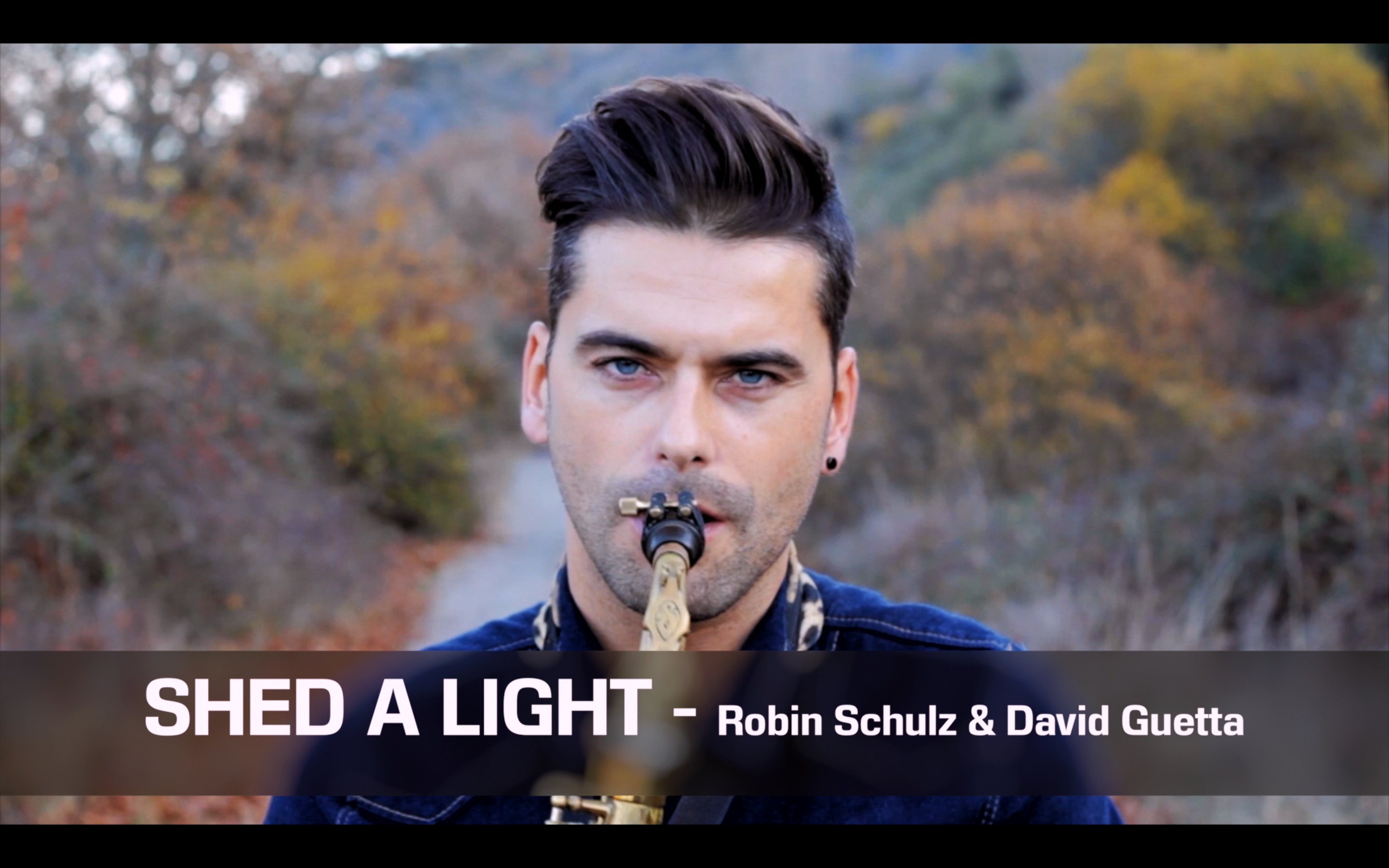 Shed a Light – Robin Schulz & David Guetta feat. Cheat Codes (Saxophone Cover by LuGotti)