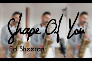 Ed Sheeran – Shape Of You (Saxophone Cover by LuGotti)