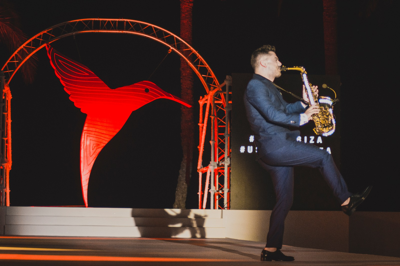 Wedding in Ibiza Saxophone Packages Sound Systems
